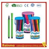 Water Color Felt Pen 12 PCS in Bucket Box