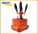 7m Hydraulic Mast 4*120W Outdoor Diesel Engine Light Tower