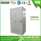50kw 100kw 3-Phase Output Isolation Grid Tie Solar Inverter