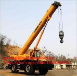 Rough Terrain Crane Vehicle Crane All Terrain 25t / 25000kg, Rt25, Rt35, Rt50