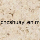 White Stone Resin Panel (XBY-388) with The Natural Stone Inside