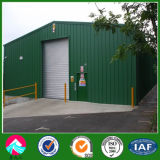 China Easy Assembled Prefabricated Steel Building