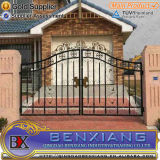 Low Carbon Steel Wrought Iron Gate