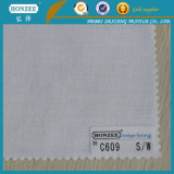 Cotton Interlining Double Sided Adhesive Fusing Interlining Fabric