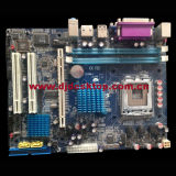 915-775 Computer Mainboard with 2* DDR2/2*PCI/IDE