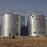 Chickpea Bulk Storage Steel Silo