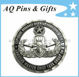 High Quality 3D Military Coin with Enamel