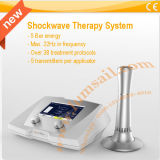 Portable Eswt Device Shock Wave Therapy Equipment for Muscular Pain