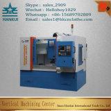 Vmc420L Mini CNC Lathe Vertical Machining Center