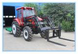 DQ904 Cabin A/C Tractor Fit 4in1 Front End Loader, Pallet Fork, Slasher Mower etc.