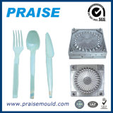 Injection Plastic Spoon and Folk Mould