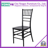 Black Wedding Resin Chiavari Chair for Party