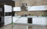 2015 New MDF Lacquer Kitchen Cabinet Design (zs-192)