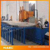 High Efficient Plate Edge CNC Milling Machine