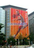 Huge Mesh Banner, Advertising Hanging Banner, PVC Banner