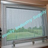 Customized Assorted Colors Double Hook Aluminum Chain Window Covering Curtain