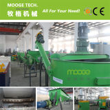Waste PET Bottle Plastic Recycling Equipment