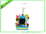 Custom Soft Cartoon PVC Keychain