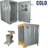Manual Powder Coating System with Spray Booth and Curing Oven