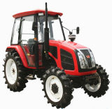 2014 Hot Seller 754 75HP 4 Wheels Diesel Agriculture Tractor