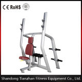 Ce Approved Fitness Equipmenht / Pin Loaded Gym Machines / Wholesale Professional Vertical Bench Tz-6034