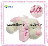 Cute Plush Dog Soft Baby Toy (Blue, Pink)