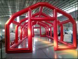 Durable and Reliable Inflatable Obstacle for Outdoor Playground