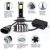80W 8000lumens 6000k 9006 LED Headlight Conversion