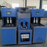Semi Automatic Type 2 Cavity Two Blowers Pet Bottle Blowing Machine