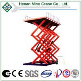 Hydraulic Working Platform, Moveable Scissors Lift, Man Lift