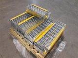 Tec-Sieve T6 Steel Bar Grating Stair Treads
