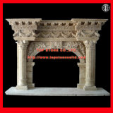 Marble Granaite Fireplace Mantel Fireplace Surround Fireplace Frame
