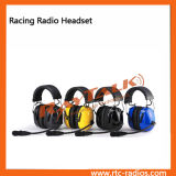 Newest Military Standard Noise Cancelling Racing Radios Headset for 2 Way Radios