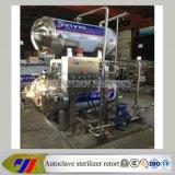 Hot Water Spray Retort Steam Spray Autoclave Retort