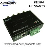 4 Port CCTV UTP Balun Video for Security Camera (VB304)