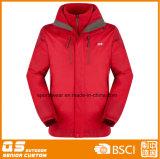 Men′s Fashion 3 in 1 Waterproof Winter Sport Jacket