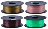 Made-in-China Best Sellers 3D Printer Material 1.75 or 3.0 mm PLA 3D Filament