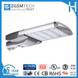 IP66 Philips Chips LED Street Light with UL Dlc Ce RoHS CB GS TUV Mark