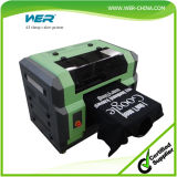 CE Approved A3 Small Size T-Shirt Printing Machine