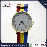 (DC-405) Navy Stripe Nylon Watch, Nato Wristwatch, Daniel Wellington Watches Men
