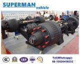 China 13t American Type Inboard Semi Trailer Axle