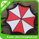 3D Rubber Trade Mark for Garment, Hats, Shoes, Bags (SLF-TM001)