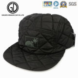 2016 High Fashion Diamond Quilted Camper Snapback Cap with Logo