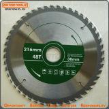 Ostar 216mm Ordinary Circular Tct Saw Blade for Wood Cutting