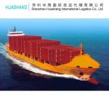 Shipping Container Logistics Motorcycle Export to United States From China