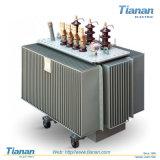 25 - 2 500 kVA Distribution Transformer / High-Voltage