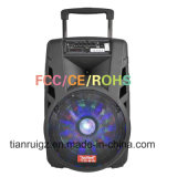 New Arrivals! Feiyang Rechargeable Bluetooth Active Trolley Speaker