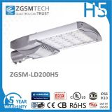 200W Surge Protector LED Street Lighting Fixtures