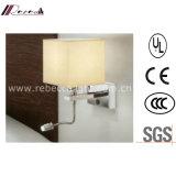 Hotel Aluminum LED Bedside Reading Wall Lamp