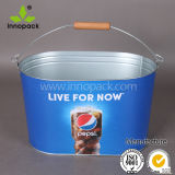 Customized Printed Ice Bucket for Beer and Ice Cream for Wholesale
